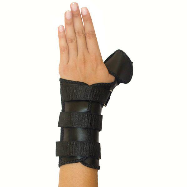Tala de bidin para punho e polegar